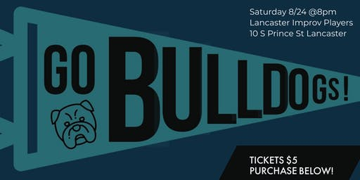 Go Bulldogs! 8/24