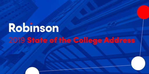 2019 State of the College Address