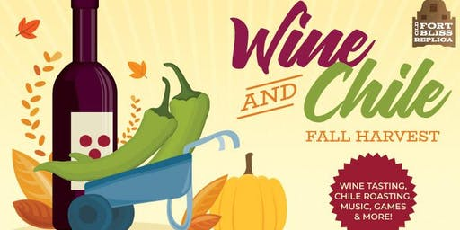 Wine and Chili Fall Harvest Festival