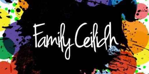 Sherbert Music Family Ceilidh