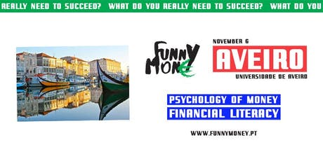 Funny Money Aveiro tickets