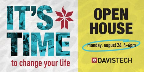 Fall Open House - August 26, 2019 tickets