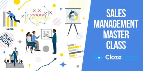 Sales Management Master Class  $199 value tickets