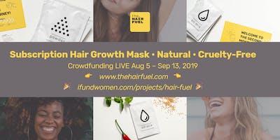 The Hair Fuel: Launch Party & Enterpreneurship SkillShare Talk