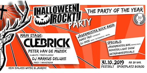 HALLOWEEN ROCKT! PARTY