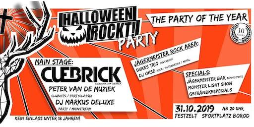 HALLOWEEN ROCKT! PARTY
