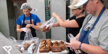Volunteer at with Project Helping To Prepare Bread to Support Individuals in Recovery tickets