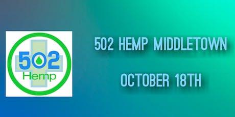 502 Hemp One Year Anniversary in Middletown tickets