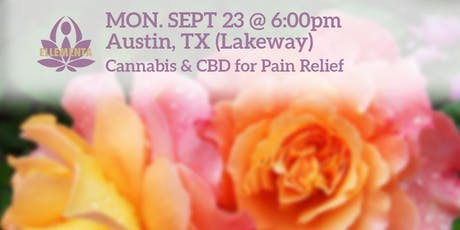 Ellementa Austin (Lakeway): Cannabis and CBD for Pain Relief tickets