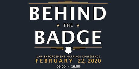 Behind the Badge tickets