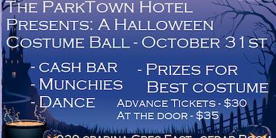 Halloween Costume Ball