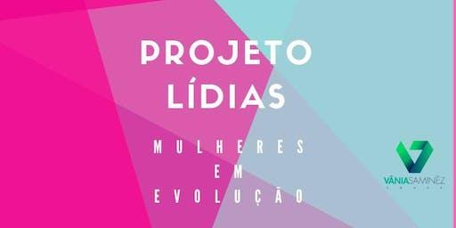 Encontro de Mulheres Projeto Lídias