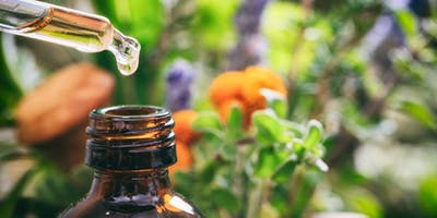 Essential Oils Class - for aches, pains and injury