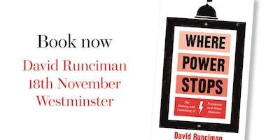 Prospect Book Club - David Runciman