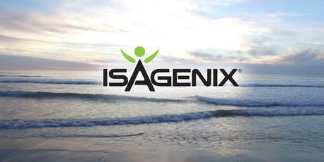 Isagenix Sip and Sample tickets