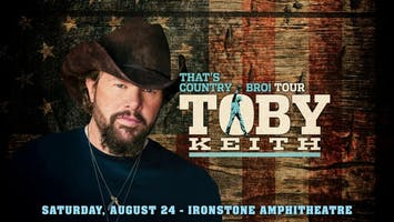 "Toby Keith: ""That's Country Bro!"""