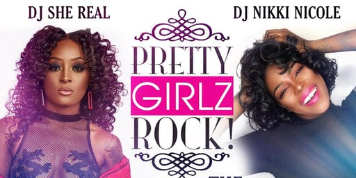 PRETTY GIRLZ ROCK - THE DAY PARTY -- LABOR DAY WEEKEND @ Union Park Addison