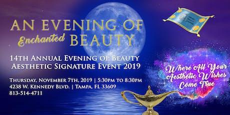 Evening of Beauty tickets