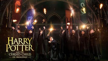 """Harry Potter and the Cursed Child"" on Broadway"