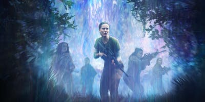Annihilation (Film, Fiction & Food)