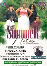 Summer Notes - a Live Jazz and Poetry Experience tickets