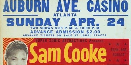 Skip Mason's Vanishing Black Atlanta Bus Tour of Black Entertainment tickets