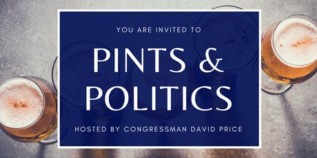 Hillsborough - Pints & Politics with Rep. Price tickets