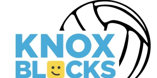 Knox Blocks Grass Volleyball Tournament