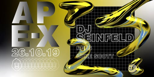 Ape-X presents DJ Seinfeld