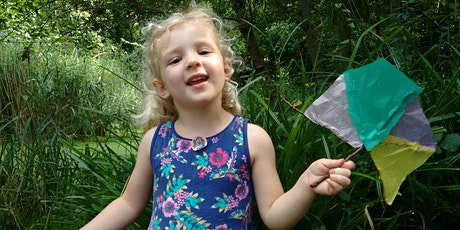 Nature Tots Forest School at Centre for Wildlife Gardening - Taster session tickets