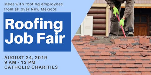 Roofing Job Fair