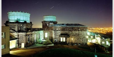 Astronomy Talk: Helping Scotland Launch to Space!