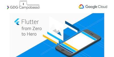 Flutter: from zero to hero