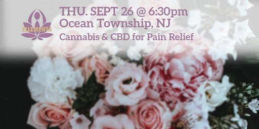 Ellementa Jersey Shore: Cannabis and CBD for Pain relief