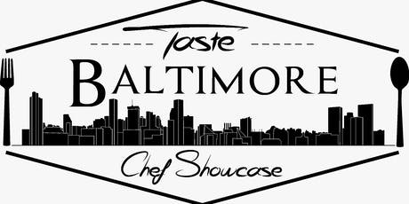 Taste Baltimore tickets