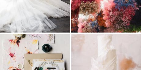 Abstract Art Styled Wedding Photography Shoot tickets