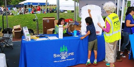 Shoreline Volunteer Summer Event Debrief