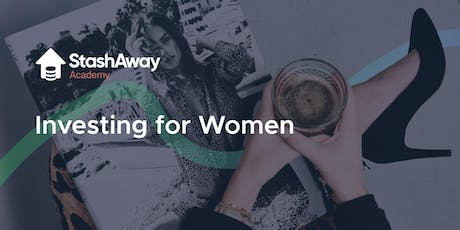 Investing For Women tickets