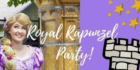Royal Rapunzel Party tickets
