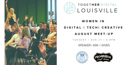 Together Digital Louisville | August Meet-Up