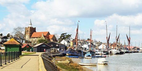 Maldon Black Water Estuary Tour & 'Viking Saga' Boat Cruise with Lunch tickets