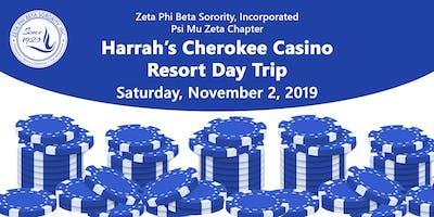 Harrah's Cherokee Casino Resort Day Trip