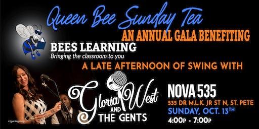 Queen Bee Sunday Tea - Swing Dance Gala