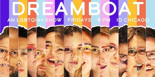 Dreamboat, The Harold Team Nectar
