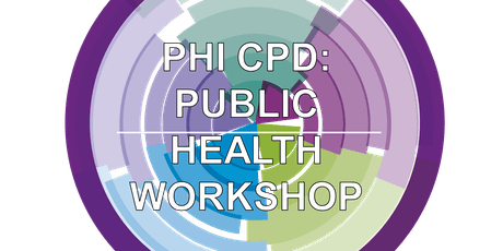 PUBLIC HEALTH WORKSHOP (Edinburgh) December  tickets