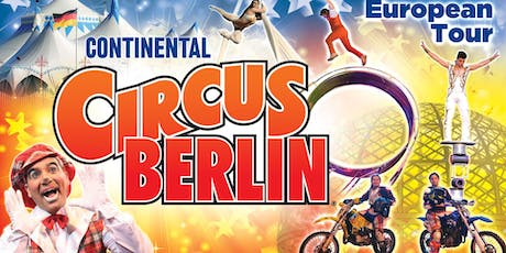 Continental Circus Berlin - London Blackheath tickets