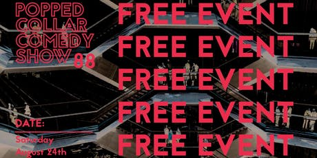 Popped Collar Comedy Show (FREE) tickets