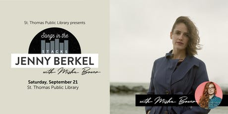 Songs in the Stacks: An Evening of Music with Jenny Berkel tickets