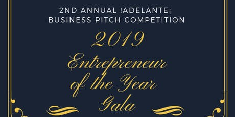2019 Entrepreneur of the Year Award Gala tickets