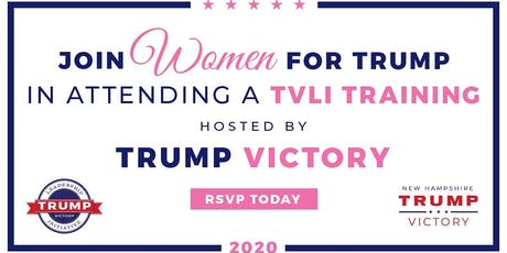 Trump Victory Leadership Initiative Training - Belknap County tickets
